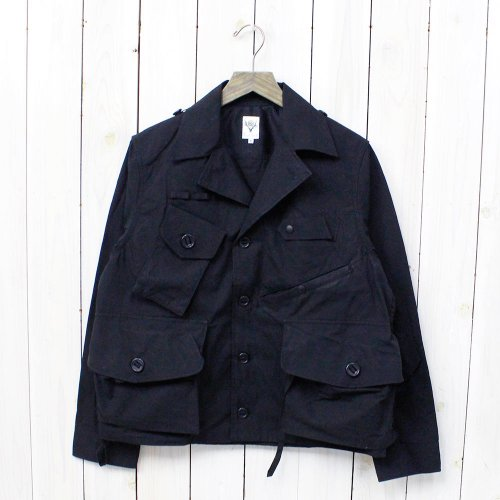 『Tenkara Shirt-Wax Coating』(Navy)