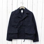 SOUTH2 WEST8『Tenkara Shirt-Wax Coating』(Navy)