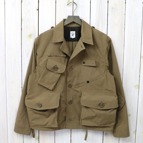 『Tenkara Shirt-Wax Coating』(Tan)