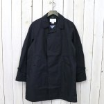 nanamica『GORE-TEX® Soutien Coller Coat-Nylon GORE-TEX』(Black)