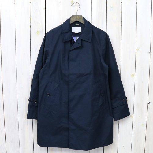 『GORE-TEX® Soutien Coller Coat-Nylon GORE-TEX』(Navy)
