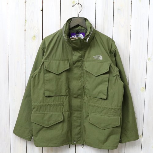 『Mountain Field Parka』(Khaki)