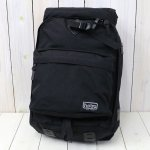 "hobo『CELSPUN® Nylon Backpack 31L ""SIRDAR""』(Black)"