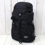 "hobo『CELSPUN® Nylon Backpack 38L ""SHERPA""』(Black)"