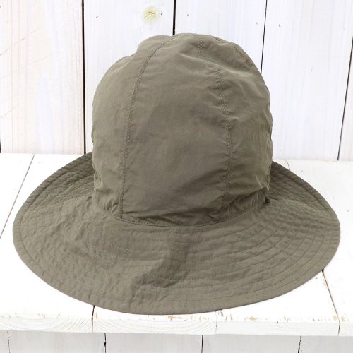 『Dome Hat-4.5oz Waxed Cotton』