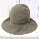 【会員様限定SALE】ENGINEERED GARMENTS『Dome Hat-4.5oz Waxed Cotton』