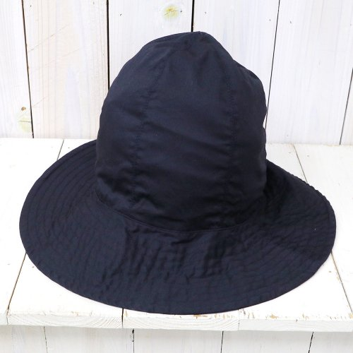 『Dome Hat-High Count Twill』(Dk.Navy)