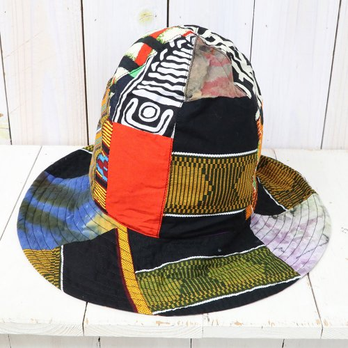 『Dome Hat-African Print』