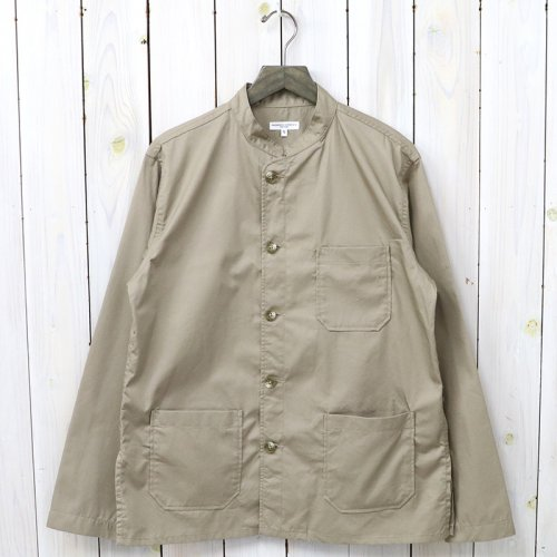 『Dayton Shirt-High Count Twill』(Khaki)