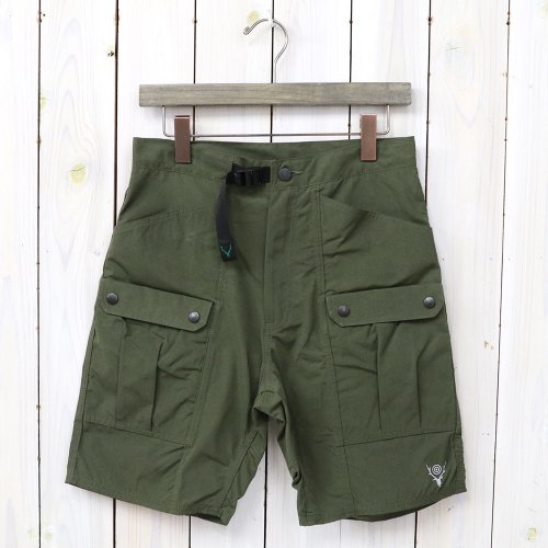 『Belted Harbor Short-Wax Coating』(Olive)