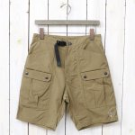 SOUTH2 WEST8『Belted Harbor Short-Wax Coating』(Tan)