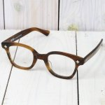 BIGYANK『SAFETY GRASS』(BROWN/CLEAR)