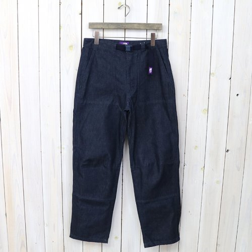 『Indigo Chambray Field Pants』(Indigo)