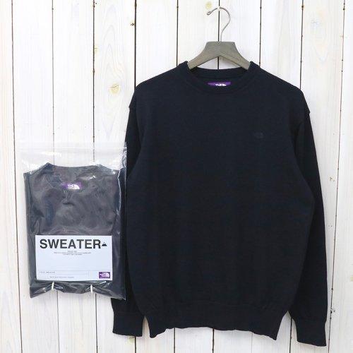 『Pack Field Sweater』(Navy)