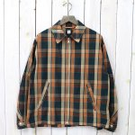 Kaptain Sunshine『Drizzler Jacket』(Brown Check)
