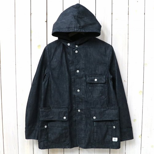 『SEEDS CARRY BUD JACKET(8oz DENIM)』(INDIGO)