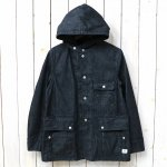 SASSAFRAS『SEEDS CARRY BUD JACKET(8oz DENIM)』(INDIGO)