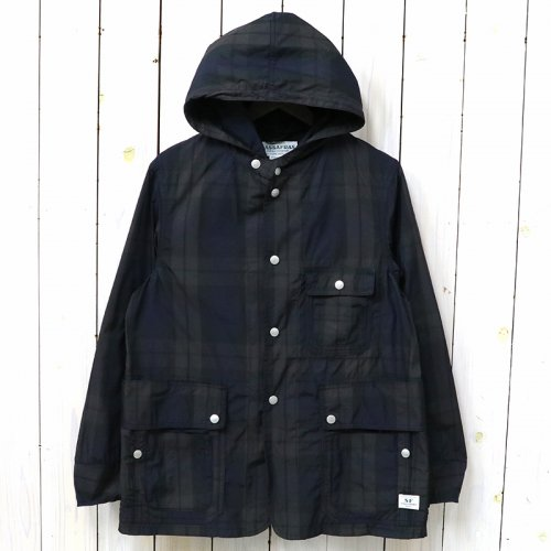 『SEEDS CARRY BUD JACKET(MEMORY TWILL)』(CHECK)