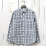 SASSAFRAS『PRUNER LEAF HALF(PLAIN WEAVE)』(GRAY)