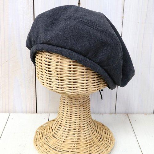 『Beret-Tropical Wool Cordura』(Dk.Grey)