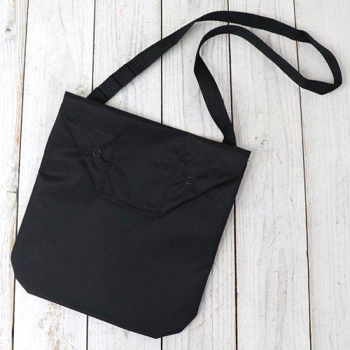 『Shoulder Pouch-Pack Cloth』(Black)