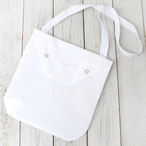 『Shoulder Pouch-Pack Cloth』(White)