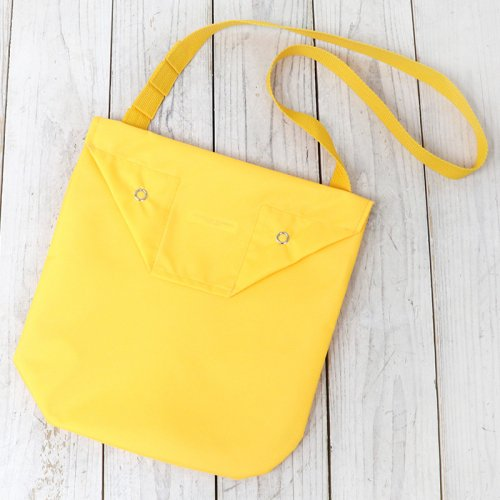 『Shoulder Pouch-Pack Cloth』(Yellow)