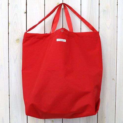 『Carry-All Tote-Pack Cloth』(Red)