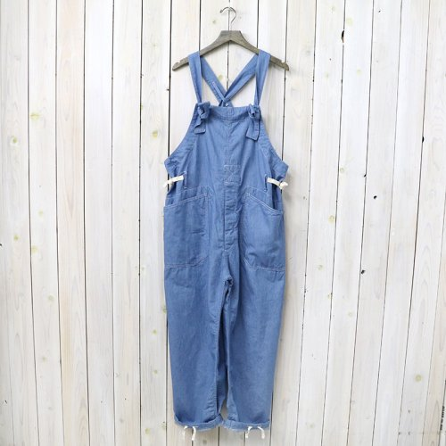 『Overalls-Lt.Weight Denim』
