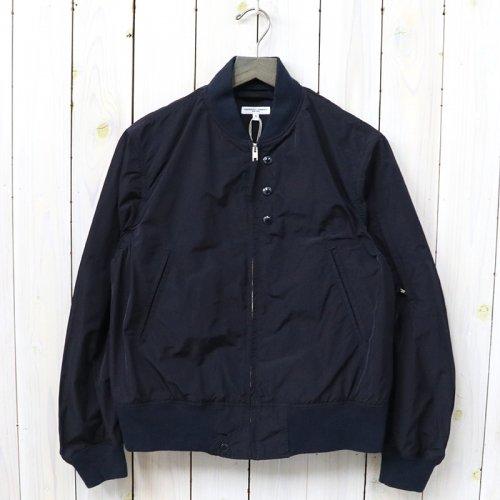 『Aviator Jacket-Memory Polyester』(Dk.Navy)