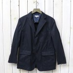 ENGINEERED GARMENTS『Baker Jacket-High Count Twill』(Dk.Navy)