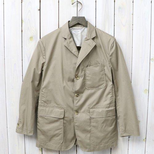 『Baker Jacket-High Count Twill』(Khaki)