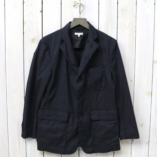 『Baker Jacket-Cotton Cordlane』(Black)