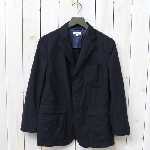 『Baker Jacket-Tropical Wool Cordura』(Dk.Navy)