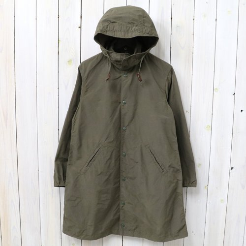 『Ground Duster-4.5oz Waxed Cotton』
