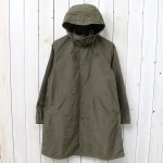 ENGINEERED GARMENTS『Ground Duster-4.5oz Waxed Cotton』