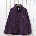 SOUTH2 WEST8『Weather Effect Jacket-Nylon Tussore』(Purple)