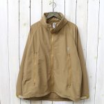 SOUTH2 WEST8『Weather Effect Jacket-Nylon Tussore』(Tan)