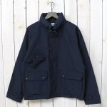 SOUTH2 WEST8『Carmel Jacket-60/40』(Navy)