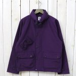 SOUTH2 WEST8『Carmel Jacket-60/40』(Purple)