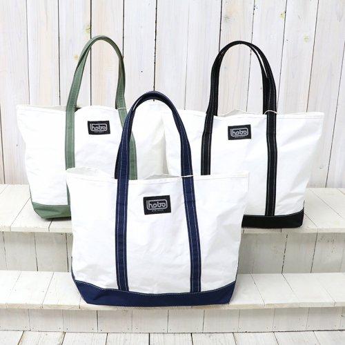 『Cotton Nylon Grosgrain Tote Bag M』