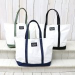 hobo『Cotton Nylon Grosgrain Tote Bag M』