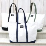 【SALE特価55%off】hobo『Cotton Nylon Grosgrain Tote Bag L』