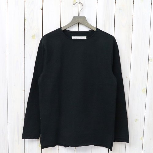 『BLENDER LS BOAT TEE』(BLACK)
