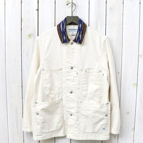 『GREEN THUMB JACKET(8oz DRILL)』(NATURAL)