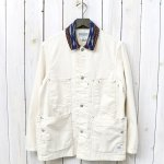 SASSAFRAS『GREEN THUMB JACKET(8oz DRILL)』(NATURAL)