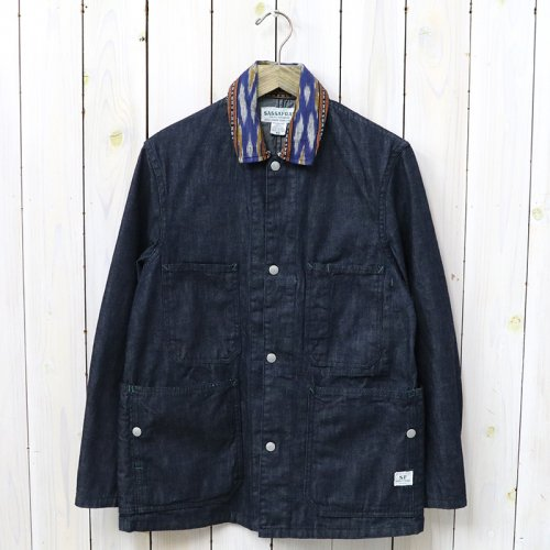 『GREEN THUMB JACKET(8oz DENIM)』(INDIGO)