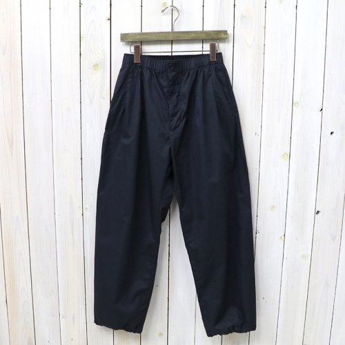 『New Balloon Pant-High Count Twill』(Dk.Navy)