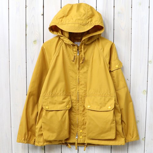 『Atlantic Parka-PC Poplin』(Gold)