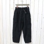 SOUTH2 WEST8『Belted Center Seam Pant-Nylon Tussore』(Black)